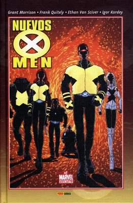 Nuevos X-Men. Best of Marvel Essentials