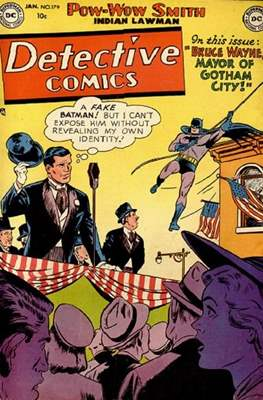 Detective Comics Vol. 1 (1937-2011; 2016-) (Comic Book) #179