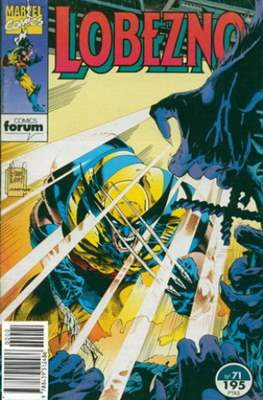 Lobezno vol. 1 (1989-1995) (Grapa) #71