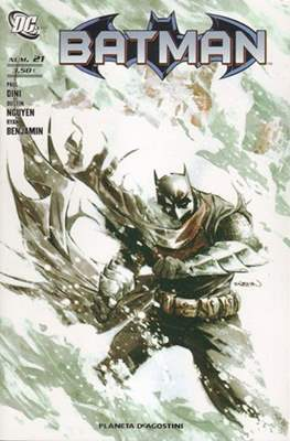Batman (2007-2012) (Grapa. 48 pp) #21