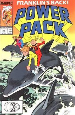 Power Pack (1984-1991; 2017) (Grapa) #48