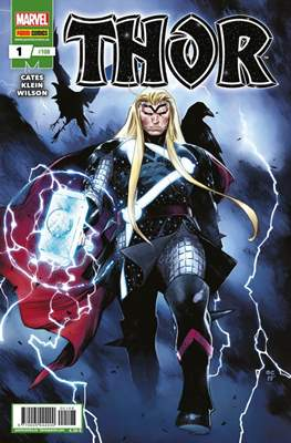 Thor / El Poderoso Thor / Thor - Dios del Trueno / Thor - Diosa del Trueno / El Indigno Thor (2011-) (Grapa) #108/1