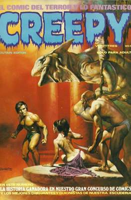 Creepy (Grapa, 1979) #23