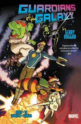 Guardians of the Galaxy by Gerry Duggan