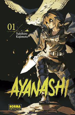 Ayanashi (Rústica con sobrecubierta) #1