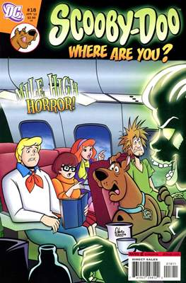 Scooby-Doo! Where Are You? (Comic Book) #18