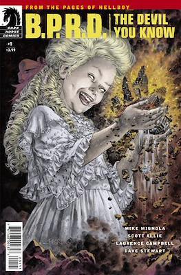 B.P.R.D. (Comic Book) #148