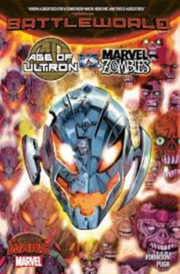 Age of Ultron vs. Marvel Zombies - Secret Wars: Battleworld