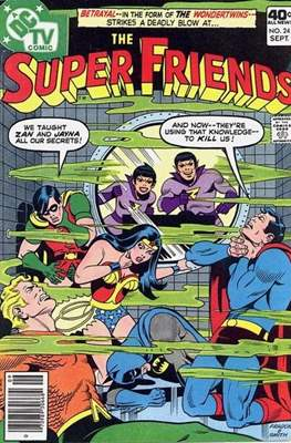 Super Friends Vol.1 (1976-1981) (Grapa, 32 págs.) #24