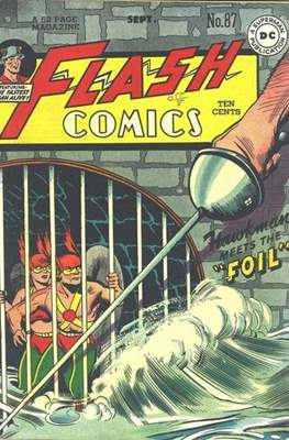 Flash Comics / The Flash (1940-1949, 1959-1985, 2020-) #87