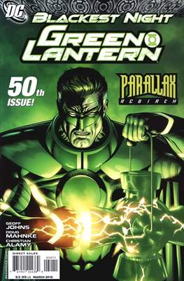 Green Lantern Vol. 4 (2005-2011) (Comic book) #50