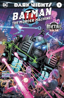 Batman: The Murder Machine (2017)