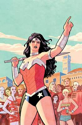 Absolute Wonder Woman by Brian Azzarello and Cliff Chiang #2