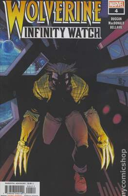 Wolverine Infinity Watch (2019) (Comic Book 24 pp) #4