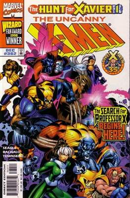 The Uncanny X-Men (1963-2011) (Comic-Book) #362