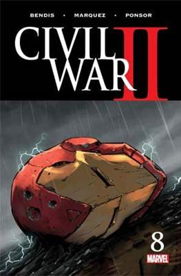 Civil War II (Comic-book) #8