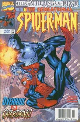 The Sensational Spider-Man (1996-1998) (Comic Book) #33