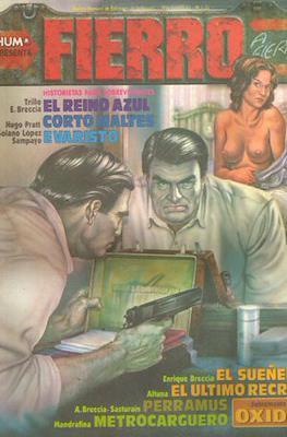 Fierro (1984-1992) (Grapa) #12
