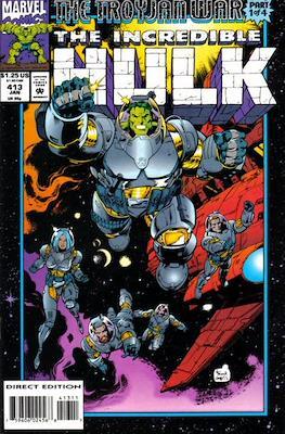 The Incredible Hulk Vol.1 (Saddle-stitched. 1962-1999) #413
