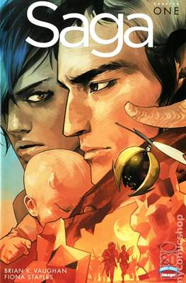 Saga (Variant Covers) (Comic Book) #1
