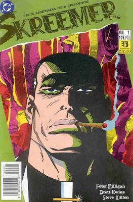 Skreemer (Grapa, 32 páginas (1992-1993)) #1