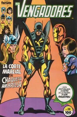 Los Vengadores Vol. 1 (1983-1994) #28