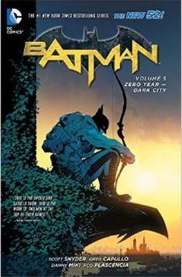 Batman Vol. 2 (2011-2016) (Cartoné) #5