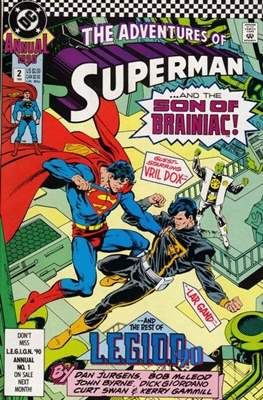 The Adventures of Superman Annual (Comic Book) #2