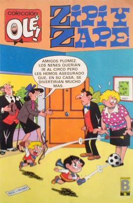 Colección Olé! 1ª etapa (Rústica 64 pp) #30