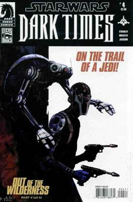 Star Wars - Dark Times: Out of the Wilderness (2011-2012) (Comic Book) #4