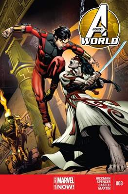Avengers World (2014-2015) (Comic-Book) #3