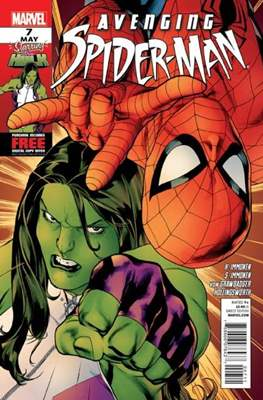 Avenging Spider-Man (Comic-Book) #7