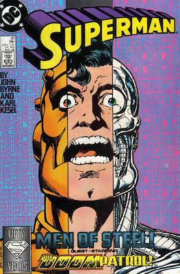 Superman Vol. 2 (1987-2006) (Comic Book) #20
