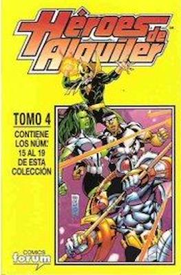 Héroes de Alquiler (1998-1999) #4