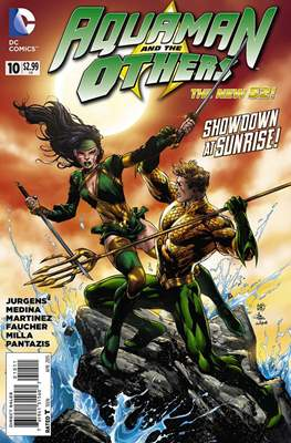 Aquaman and The Others (2014-2015) #10