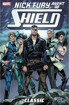 Nick Fury, Agent of SHIELD Classic (Softcover 272-288 pp) #1