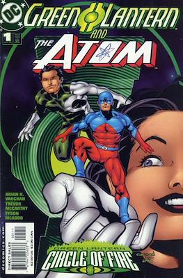 Green Lantern Circle of Fire: Atom