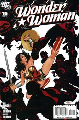 Wonder Woman Vol. 3 (2006-2011) (Comic Book) #15