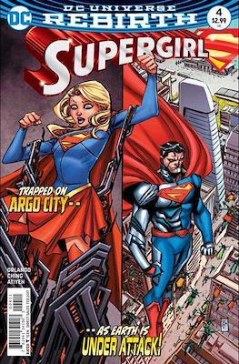 Supergirl Vol. 7 (2016-) (Comic-book) #4