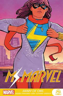 Ms. Marvel Army of One