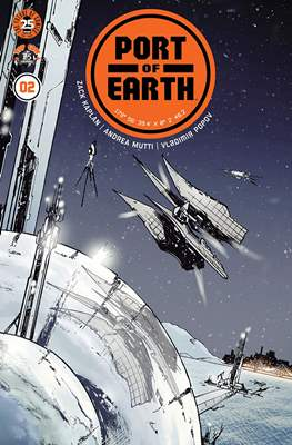 Port of Earth (Comic-book) #2