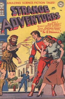 Strange Adventures (Comic Book) #19