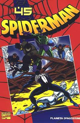 Coleccionable Spiderman Vol. 1 (2002-2003) (Rústica 80 pp) #45
