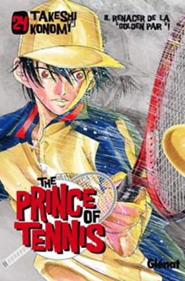 The Prince of Tennis (Rústica con sobrecubierta) #24