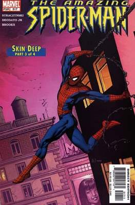 The Amazing Spider-Man Vol. 2 (1999-2014) (Comic-Book) #517