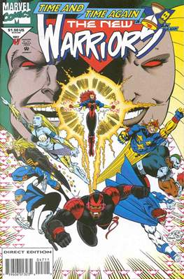 The New Warriors #47