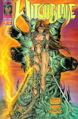 Witchblade (Comic Book) #4