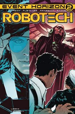 Robotech (Comic Book) #22