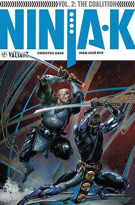 Ninja-K (Softcover 160-128 pp) #2
