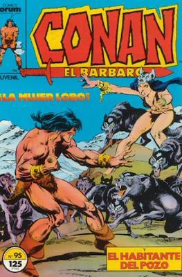 Conan el Bárbaro (1983-1994) #95